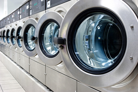 Commercial Laundry Washers