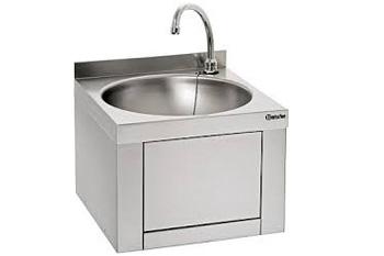 Knee Operating Hand Wash Basins
