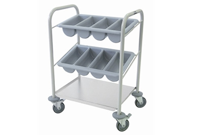 Cutlery and Tray Trolleys