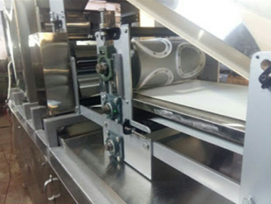 Automatic Chapati Making Machine 3000 pcs/ Hr capacity