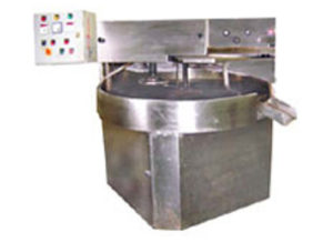 Rotary Type Chapathi making machine